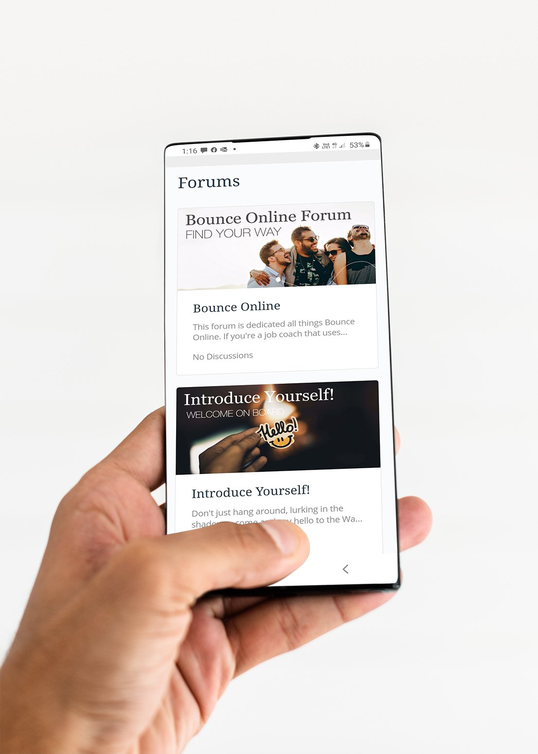 Screen Shot Mobile Phone